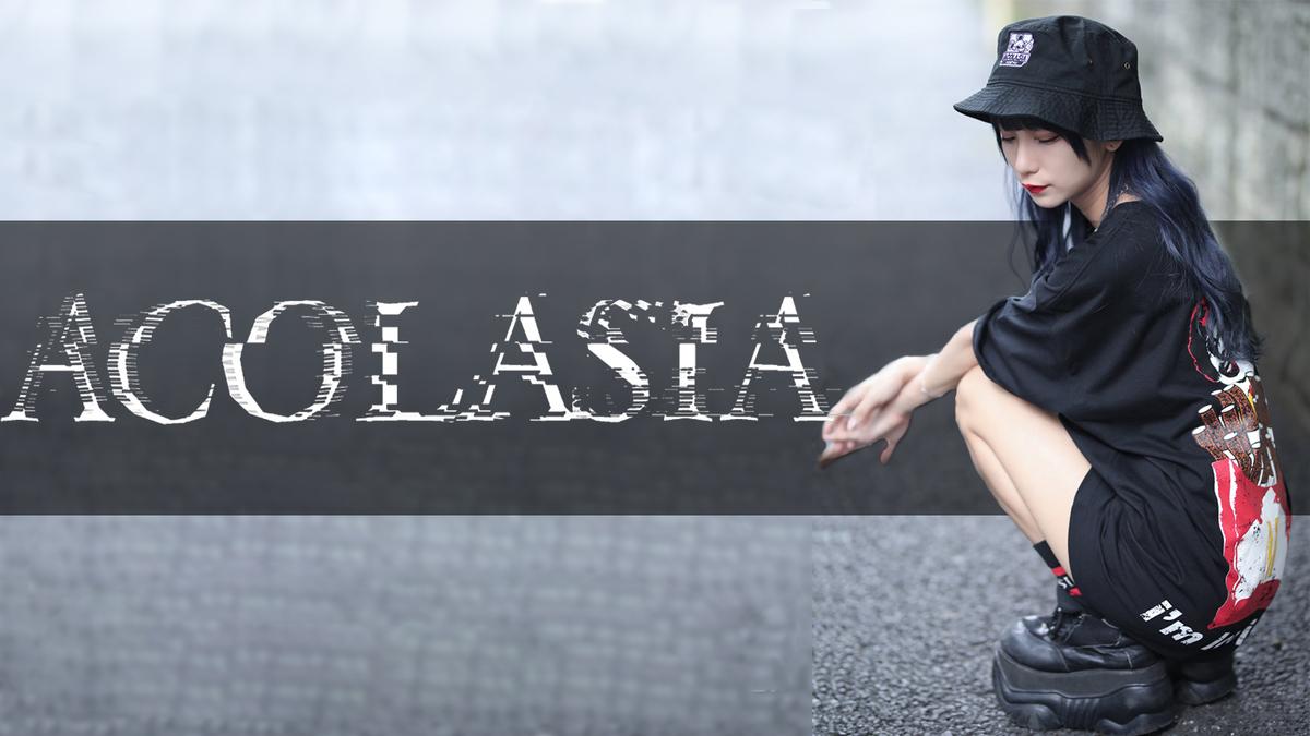 acOlaSia新作入荷