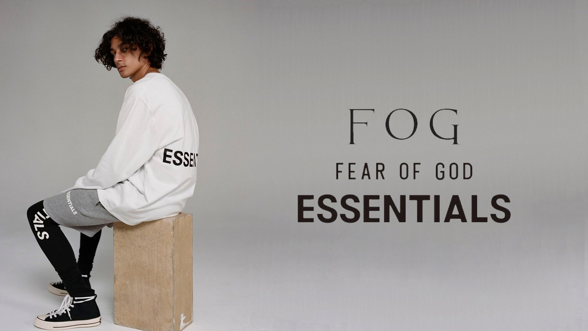 FOG ESSENTIALS入荷!