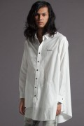 Zephyren(ゼファレン) LONG SHIRT L/S -Resolve- WHITE