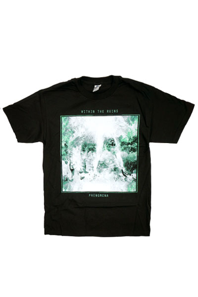 WITHIN THE RUINS Phenomena Black T-Shirt