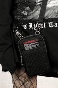 DISTURBIA CLOTHING Symptom Cross Body Bag