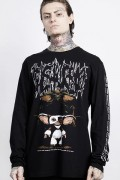 DISTURBIA CLOTHING Mogwai Long Sleeve