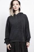 DISTURBIA CLOTHING Disquiet Hoody Dress
