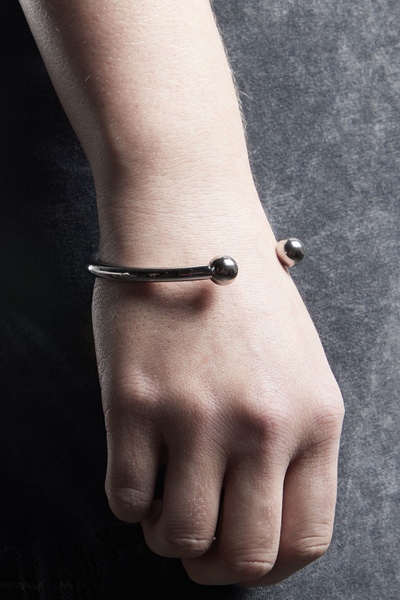 DISTURBIA CLOTHING Halo Cuff Bracelet