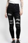 DISTURBIA CLOTHING Distortion Jeans