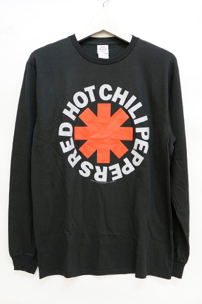 RED HOT CHILI PEPPERS Asterisk Longsleeve