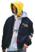 SALUTExEVAE shears jacket