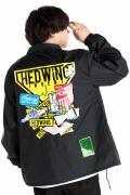 HEDWiNG Street Sticker Coach Jacket