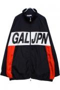 GALFY 色絶妙ナイロンジャケット BLACK