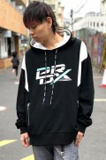 PARADOX - SWITCH PARKA BLACK-WHITE