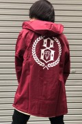 REBEL8 Laurels Coach Jacket Red