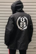 REBEL8 Laurels Coach Jacket Black