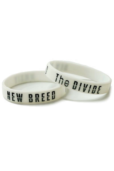 NEW BREED Rubber band WHT