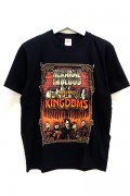 HER NAME IN BLOOD KINGDOMS Tシャツ