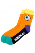 MISHKA MSS193301F65 SOCKS ORANGE