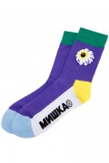 MISHKA MSS193301F24 SOCKS PURPLE