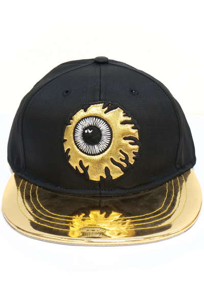 MISHKA (ミシカ) MSS173217 GOLD KEEP WATCH CAP