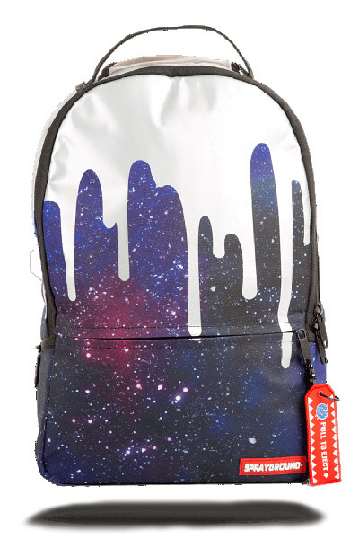 SPRAY GROUND GALAXY 3M DRIP DLXX