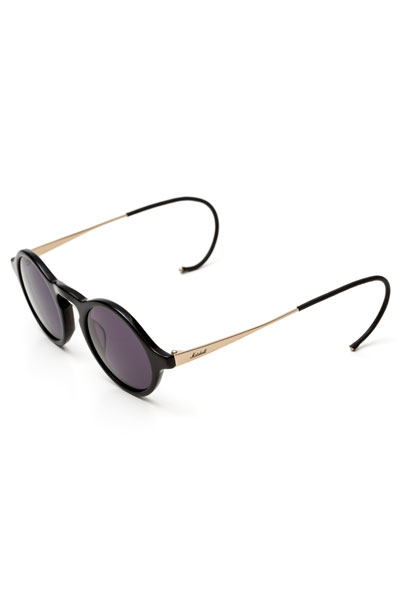Marshall BRYAN CABLE SUNGLASSES Black-Gold