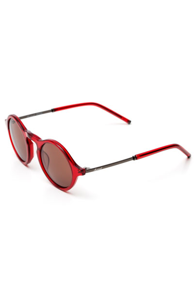 Marshall BRYAN SUNGLASSES Crimson