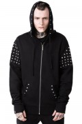 KILL STAR CLOTHING Bone Yard Hoodie [B]