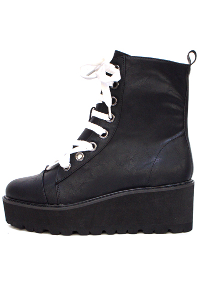 KILL STAR CLOTHING Tomb Travel Boots