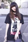 DISTURBIA CLOTHING DEAD IDOLS T-SHIRT