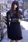DISTURBIA CLOTHING MESH DRESS