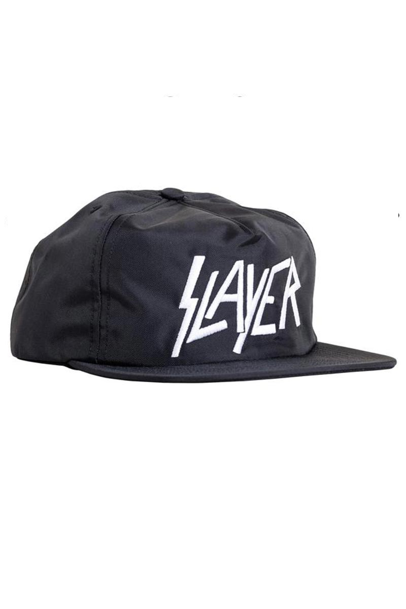 REBEL8×Slayer Slayer LP Snapback