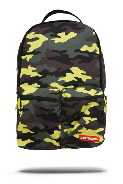 SPRAY GROUND CAMO DOUBLE CARGO PT
