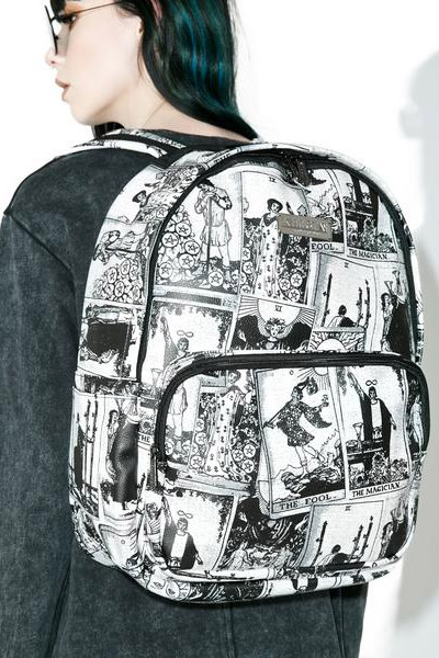 KILL STAR CLOTHING Tarot Backpack [B]