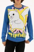 RIPNDIP Catch Em All Sweater (Blue)