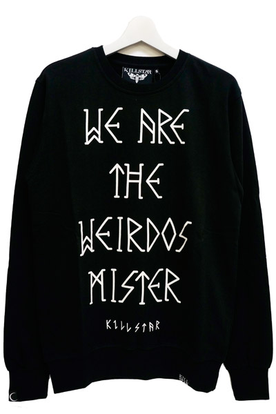 KILL STAR CLOTHING Crafty Sweatshirt [B]