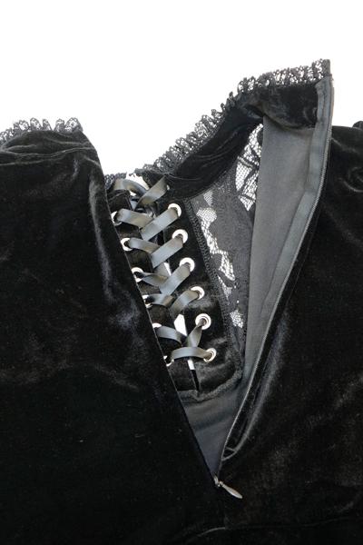 e97ce1203b   KILL STAR CLOTHING MITSUYO Nu-Lolita Dress  B