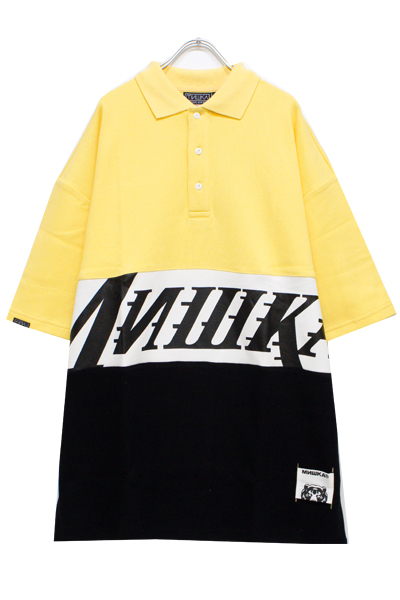 MISHKA MSS190011 POLO SHIRT YELLOW