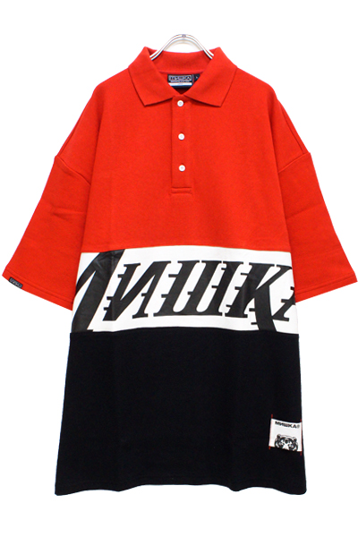 MISHKA MSS190011 POLO SHIRT RED