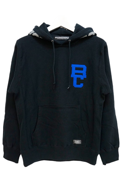ROLLING CRADLE RC REFLECTION HOODIE / Black