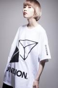 """【予約商品】DI:VISION """"CANDY"""" TEE (WHT)"""