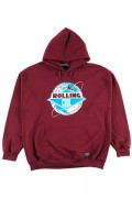 ROLLING CRADLE CYCLOPS HOLIDAY-WORLD TOUR- / Maroon