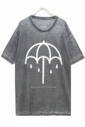 BRING ME THE HORIZON UMBRELLA (BURN OUT) GRAY