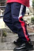 Subciety (サブサエティ) NYLON PANTS NAVY