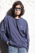 FILA FS3027 L/S T-Shirt NAVY