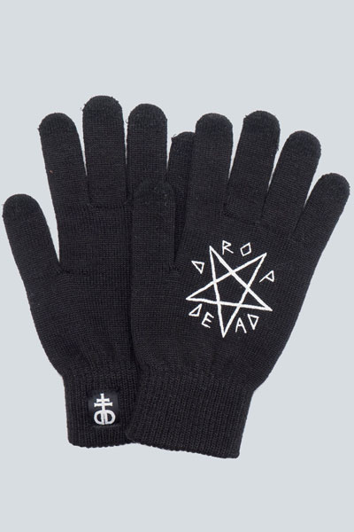 DROP DEAD CLOTHING The Mark Gloves