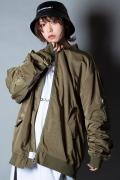 DI:VISION UNCHAINED MA1 JKT OLIVE