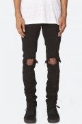mnml(ミニマル) M1 STRETCH DENIM BLACK