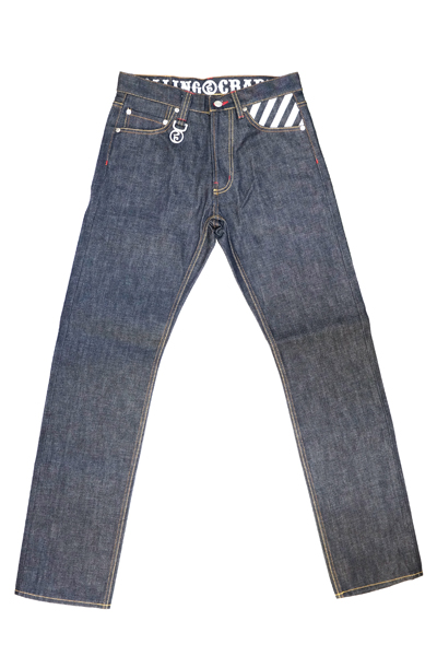 ROLLING CRADLE THUNDER GATE DENIM 1st type / Indigo(W)