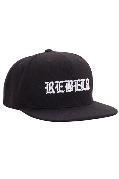 REBEL8 Displaced Snapback