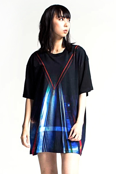 PARADOX - GRAPHIC BIG TEE (ASTEROID)