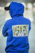 【予約商品】GoneR-La Neta- GRL03PK001 Altar Photo Parka Royal Blue