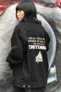 DISTURBIA CLOTHING Disturbia Denim Jacket